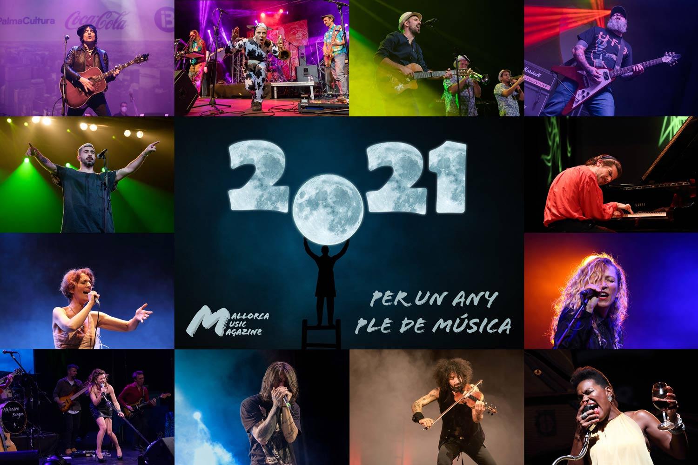 Felicitación 2021 - Mallorca Music Magazine