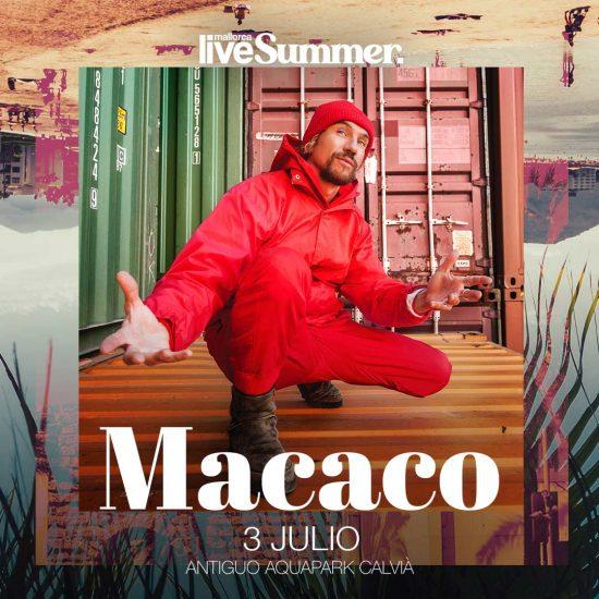 Macaco - Mallorca Music Magazine
