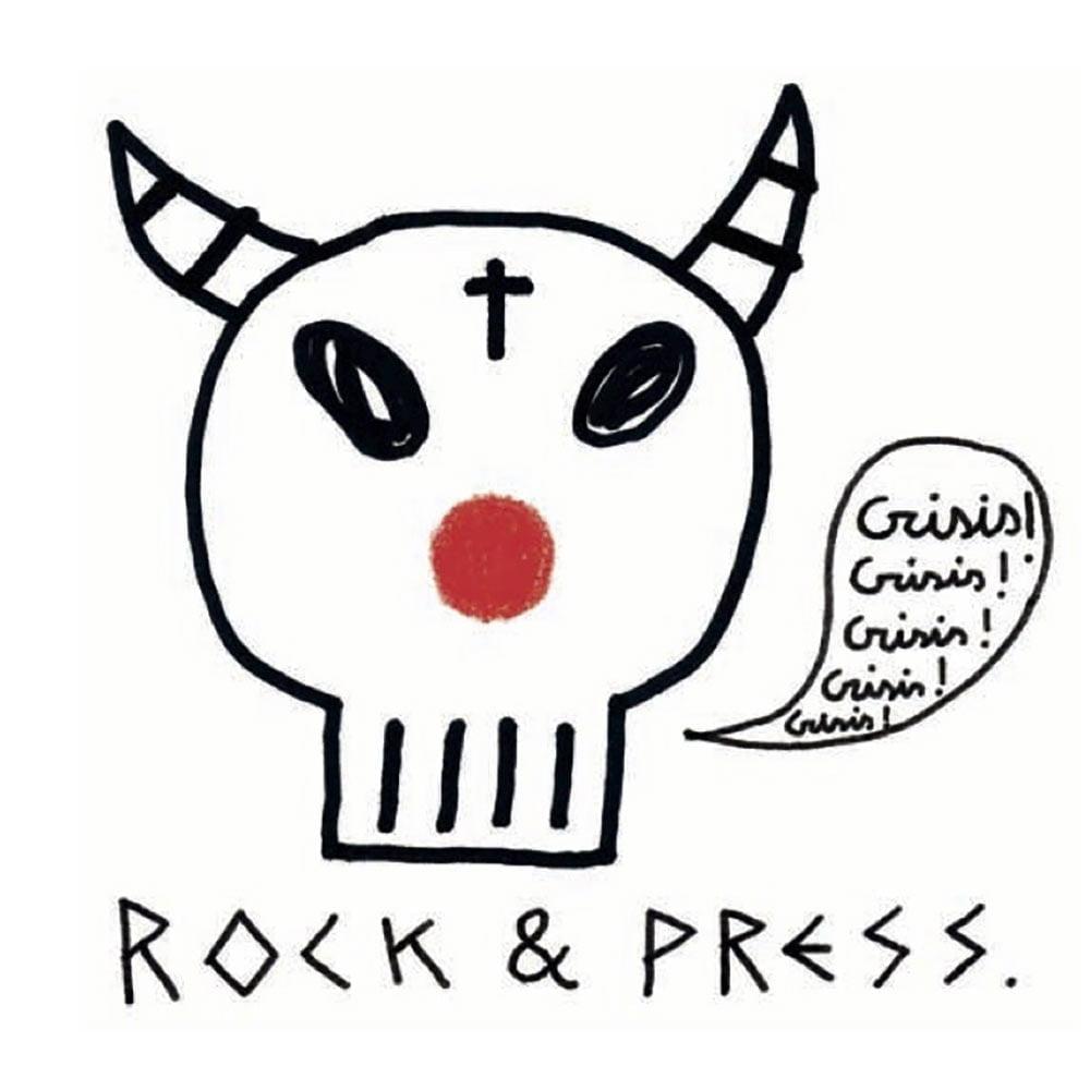 Portada Rock&Press Crisis