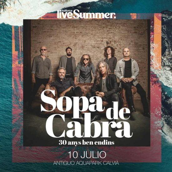 Sopa de Cabra - Mallorca Music Magazine