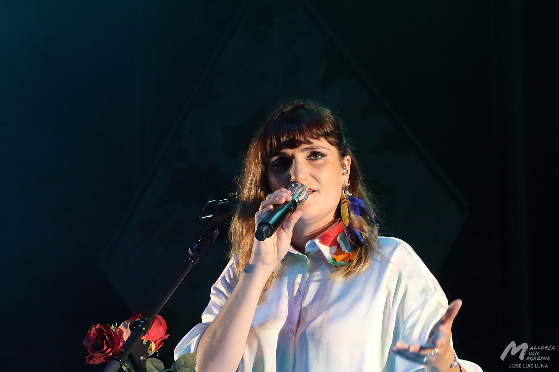 Rozalen en el Mallorca Live Summer 2021- Mallorca Music Magazine