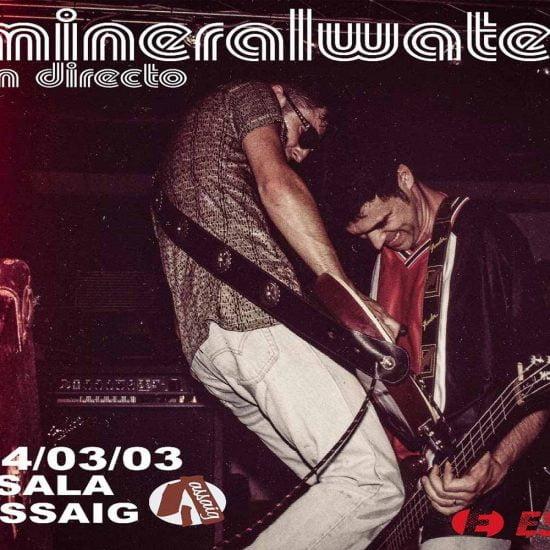 Mineralwaters - Mallorca Music Magazine