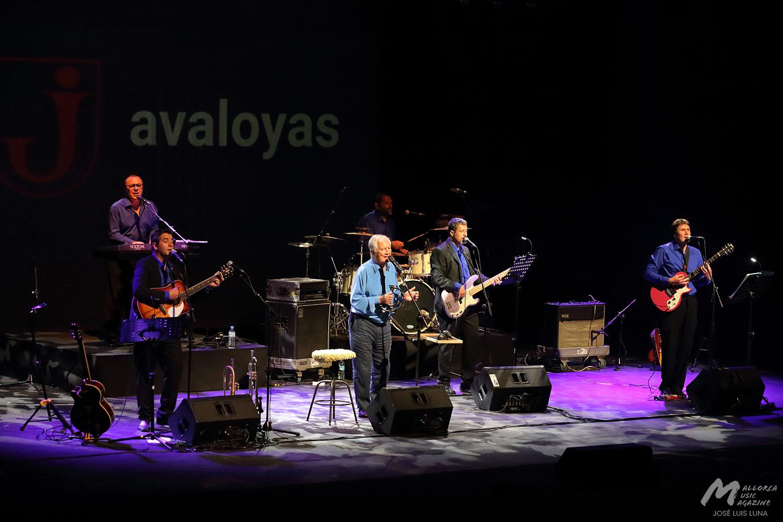 Los Javaloyas en Trui Teatre - Mallorca Music Magazine