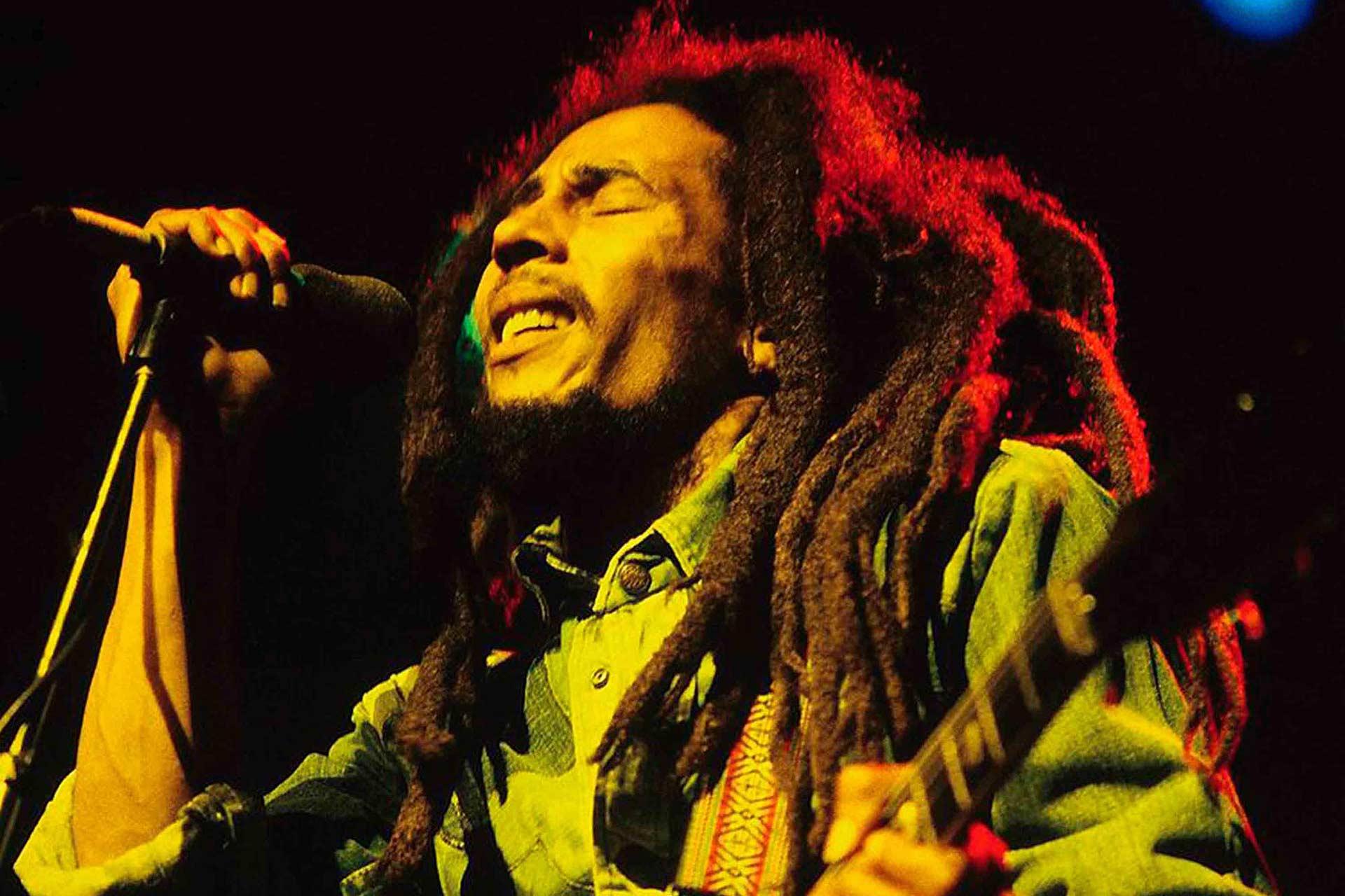 Bob Marley - Mallorca Music Magazine