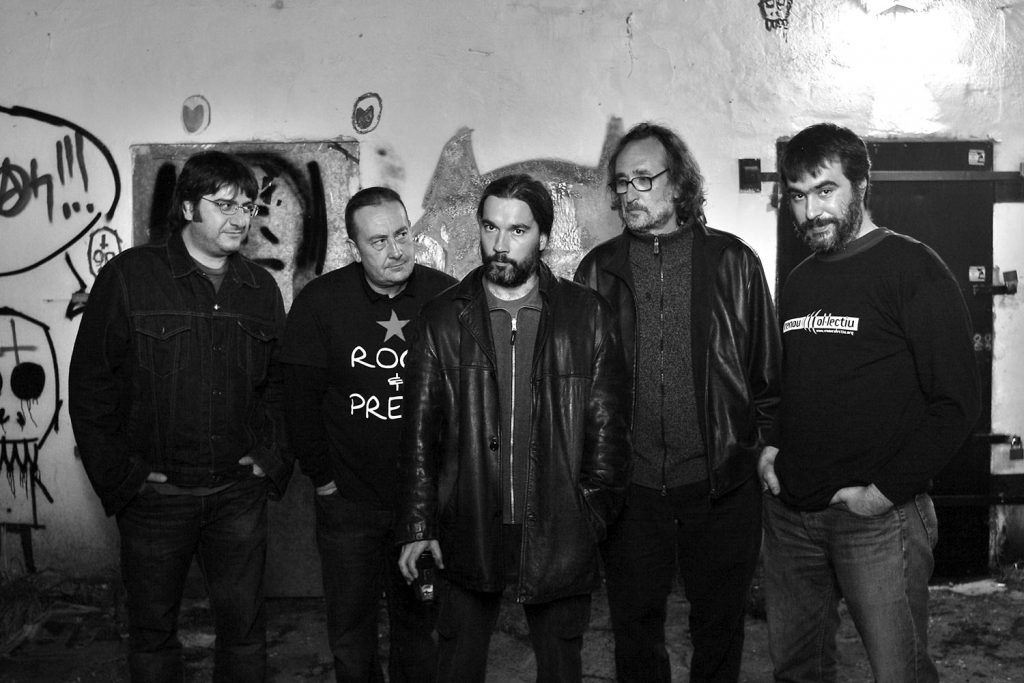 Rock & Press, el grupo que cabreó a políticos y poderosos - Mallorca Music Magazine