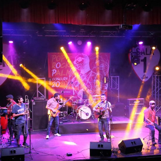 Rumba Katxai en Pop Rock Palma 2020 - Mallorca Music Magazine