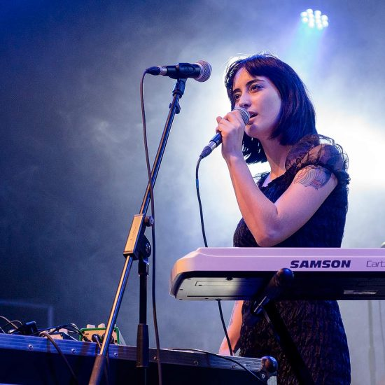 Sofia Ramis en Pop Rock Palma 2020 - Mallorca Music Magazine