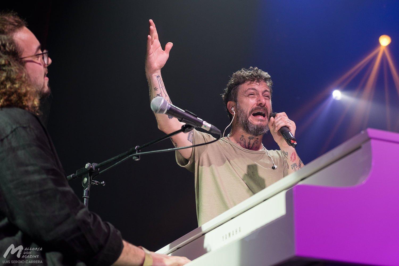 Juanito Makandé en Géiser Festival de Primavera - Mallorca Music Magazine