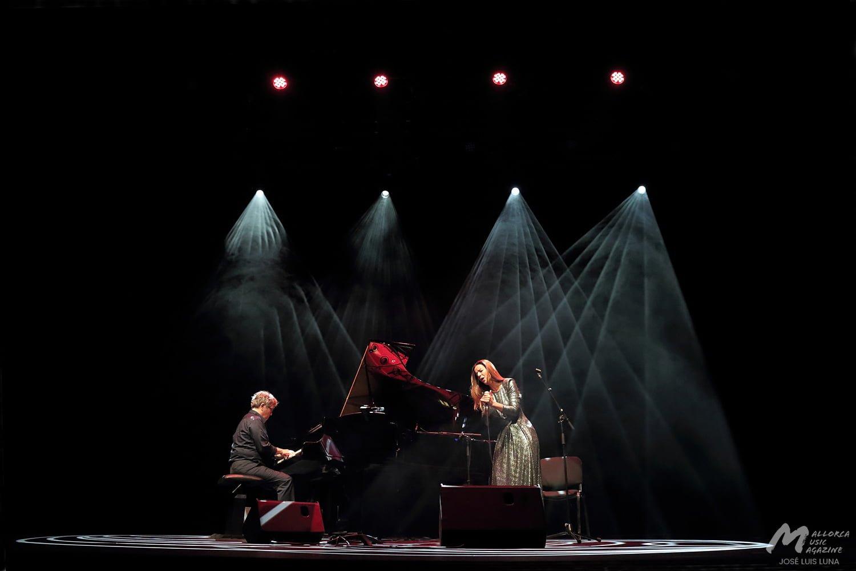 Mariola Membrives & Chano Domínguez - Mallorca Music Magazine