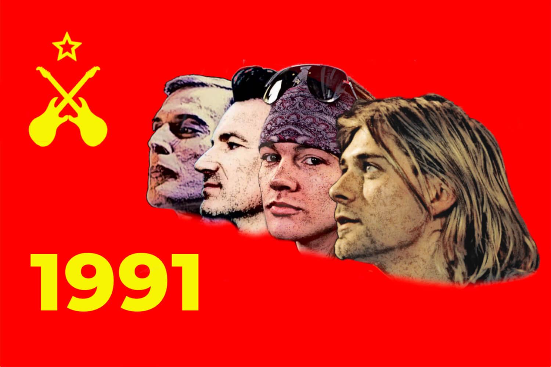 1991 La última revolución del rock - Mallorca Music Magazine