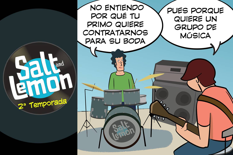 Salt and Lemon - Hasta que la muerte nos separe - Mallorca Music Magazine