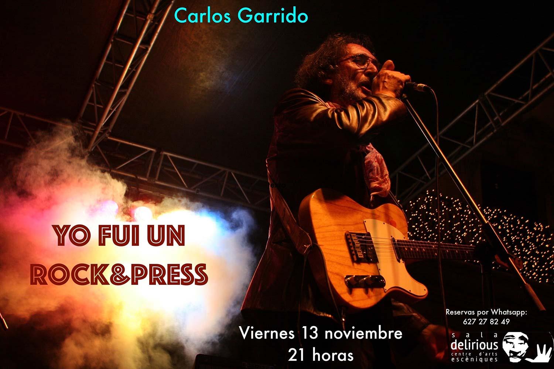 Carlos Garrido - Mallorca Music Magazine