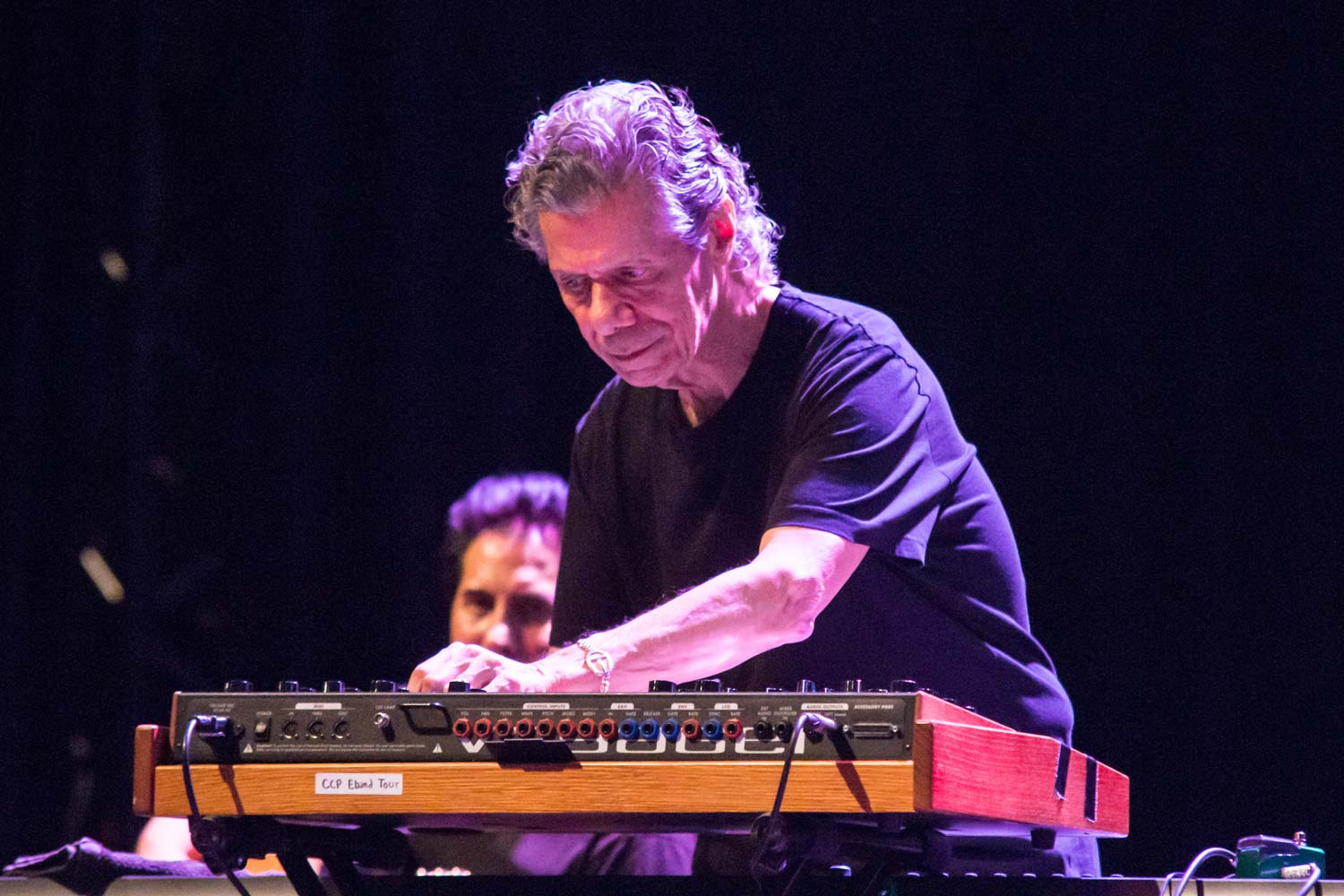 Chick Corea ©Ice Boy Tell - Mallorca Music Magazine