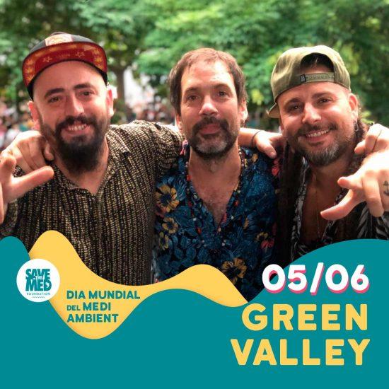Green Valley - Géiser- Mallorca Music Magazine