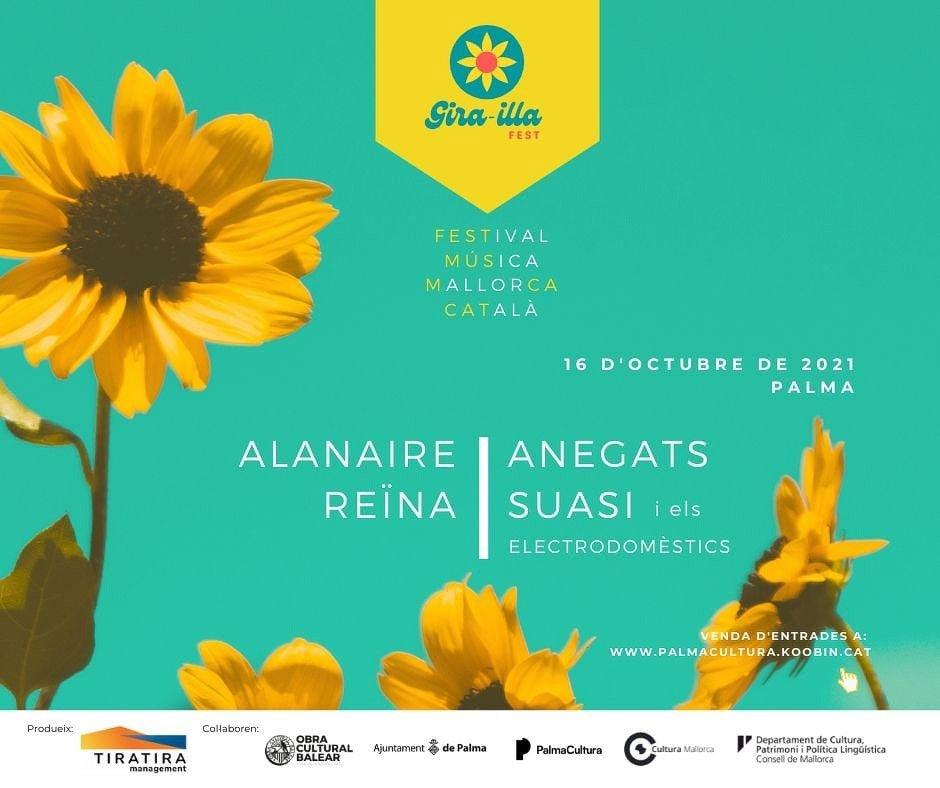 Gira-Illa Fest 2021 - Mallorca Music Magazine