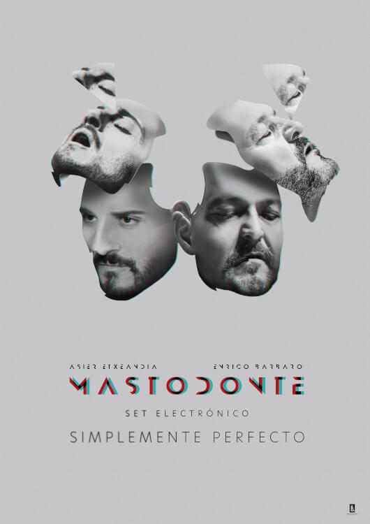 Mastodonte - Simplemente Perfecto Tour - Mallorca Music Magazine