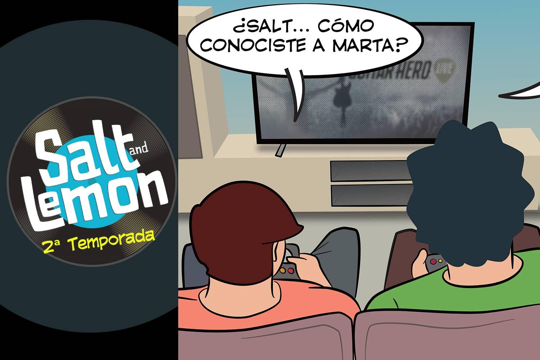 Salt and Lemon - The love is in the... internet - Mallorca Music Magazine