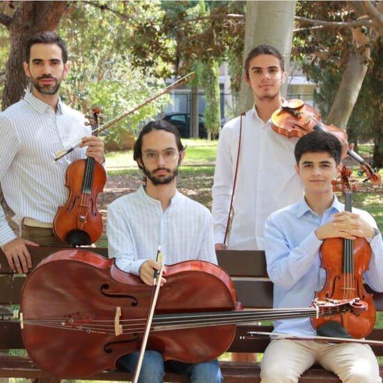 Dabraccio Quartet - Mallorca Music Magazine