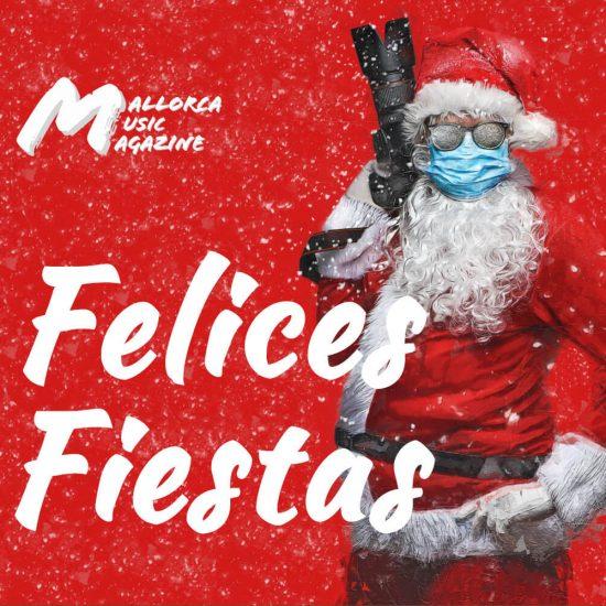 Feliz Navidad 2020 - Mallorca Music Magazine