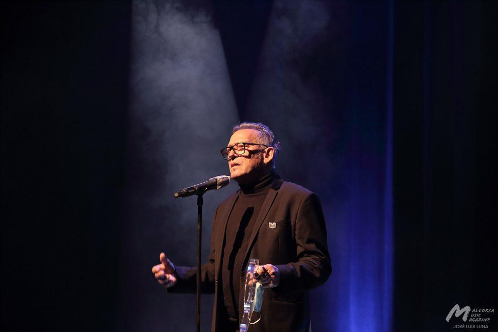 Gala III Premis Enderrock de la Música Balear 2020 - Llorenç Santamaria (Premio a la Trayectoria) - Mallorca Music Magazine