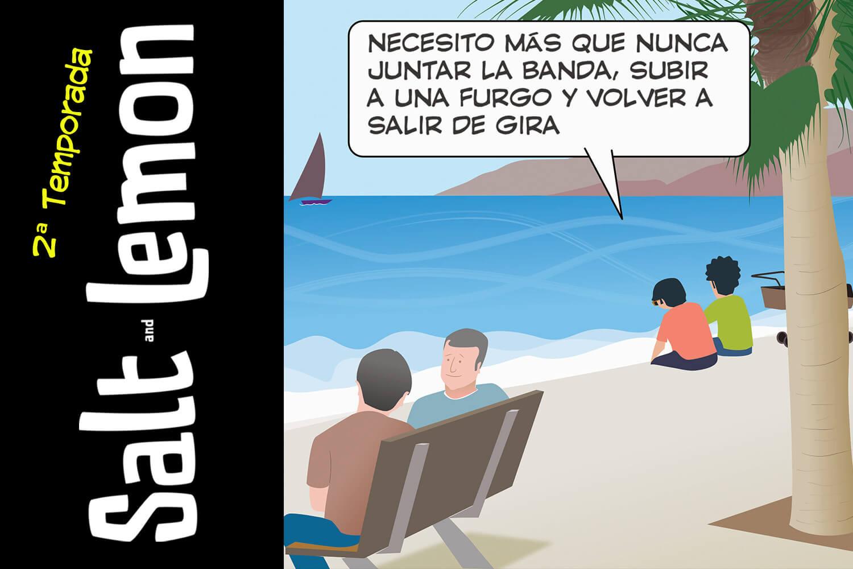 Salt and Lemon - El retorno - Mallorca Music Magazine