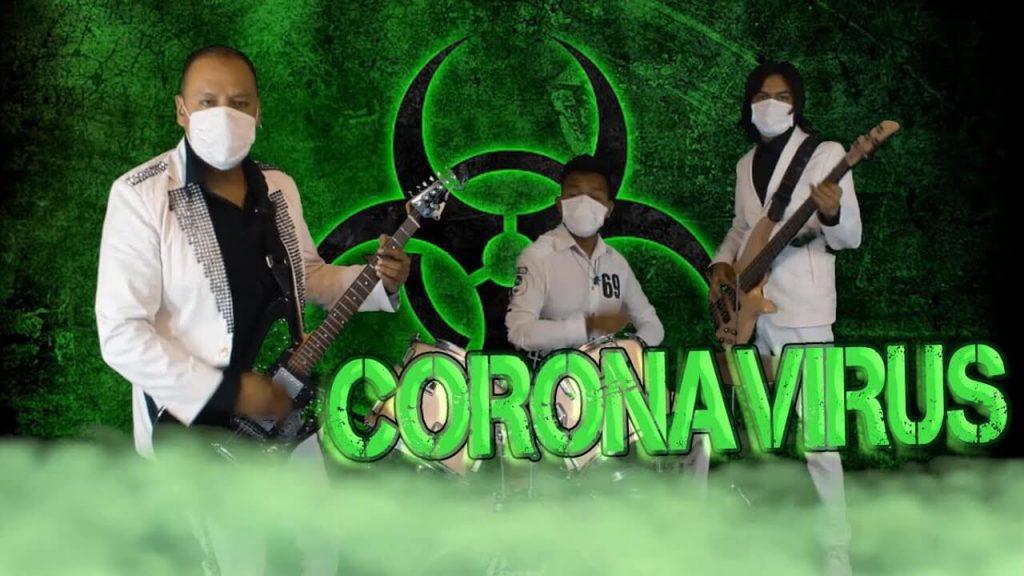 Saxomán y los Casanovas - Coronavirus - Mallorca Music Magazine