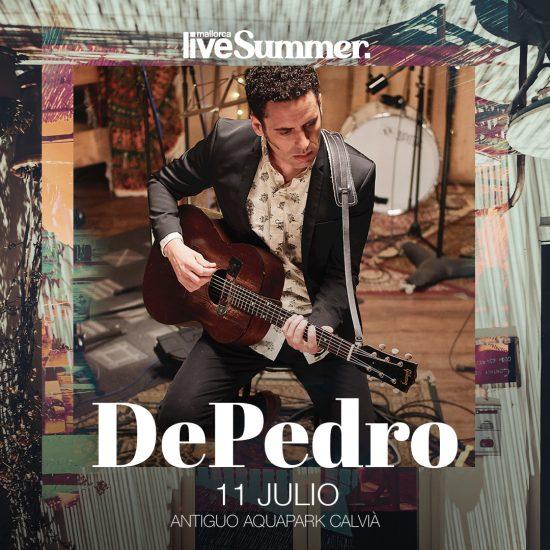 Depedro - Mallorca Live Summer 2021 - Mallorca Music Magazine