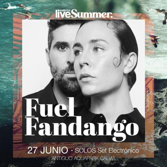Fuel Fandango - Mallorca Live Summer 2021 - Mallorca Music Magazine