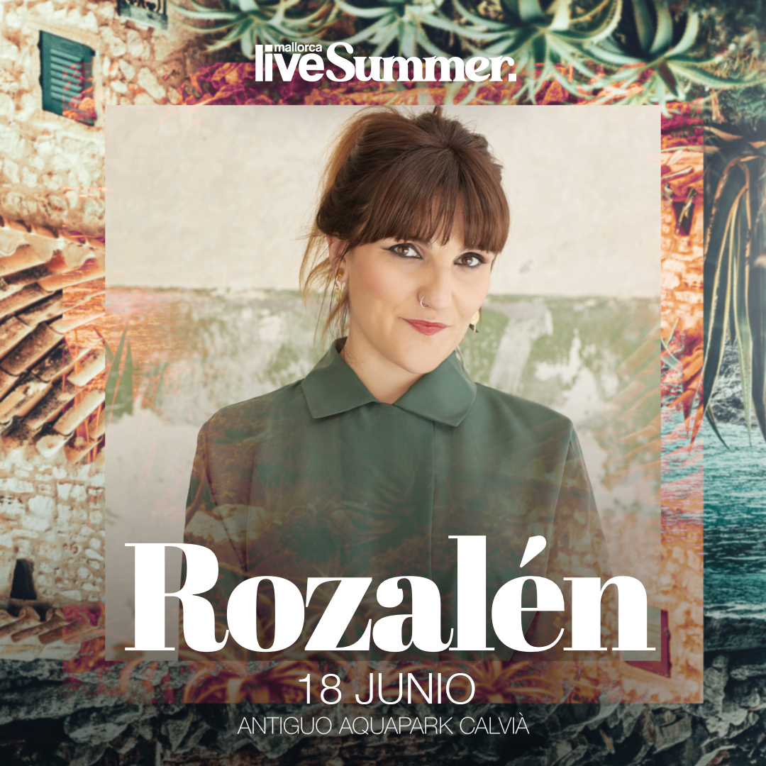 Rozalén - Mallorca Live Summer 2021 - Mallorca Music Magazine